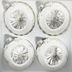 Hochglanz Vintage Silber