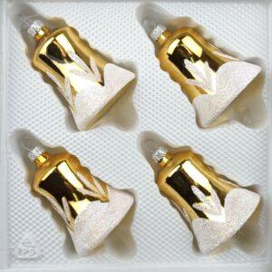 Hochglanz Vintage Gold