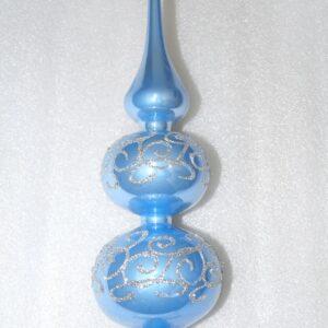 Hochglanz Blau
