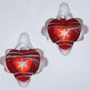 Classic Rot Silber Komet